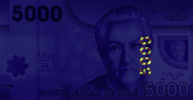 Billete UV